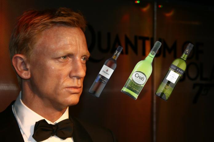 Bond sherry